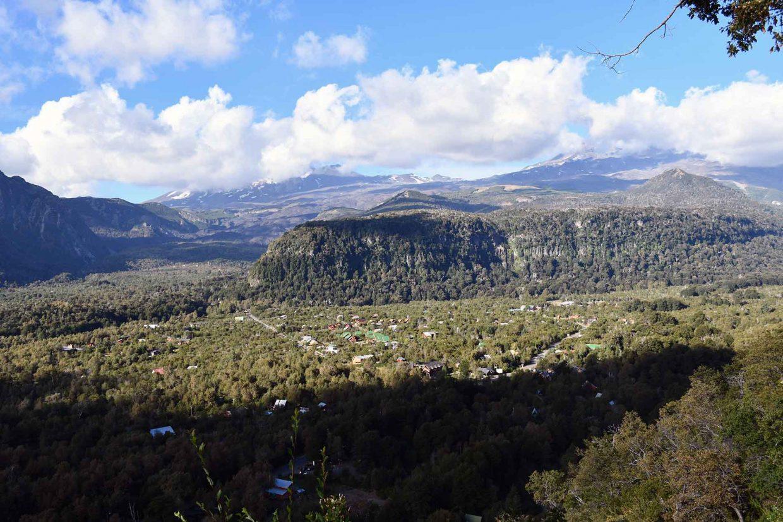 Mirador Valle Las Trancas